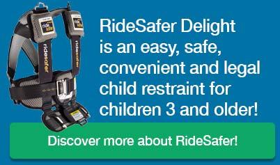 ridesafer delight travel vest
