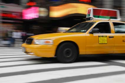 RideSafer and taxi cabs