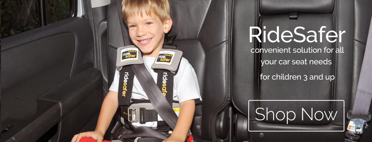 RideSafer Travel Vest - RideSafer Travel
