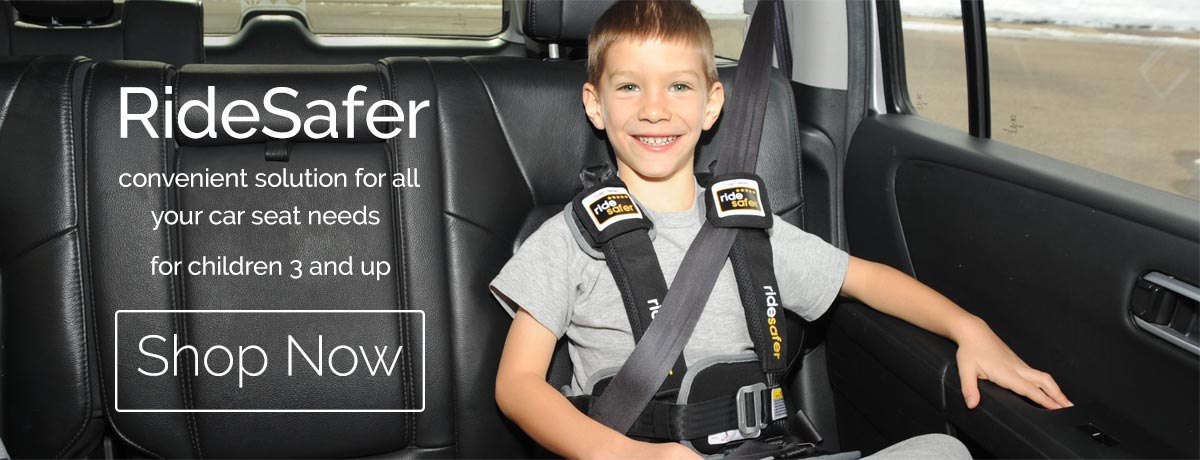 ridesafer travel vest car seat