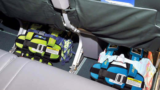 lightweight travel car seat