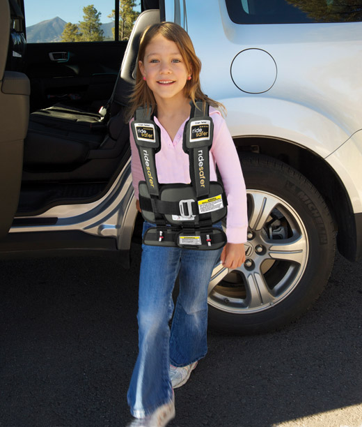 RideSafer vest for carpool